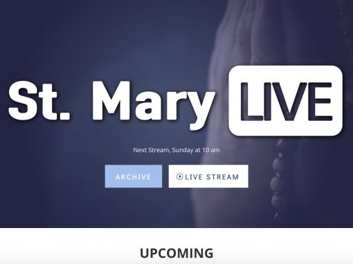 St. Mary Live