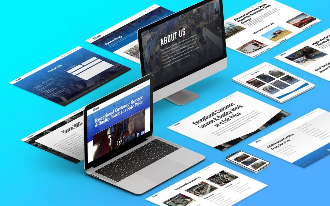 Wave Marketing Launches New Website Design for Don's Auto Parts